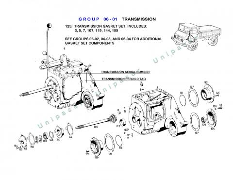 06-01 TRANSMISSION AND CASE