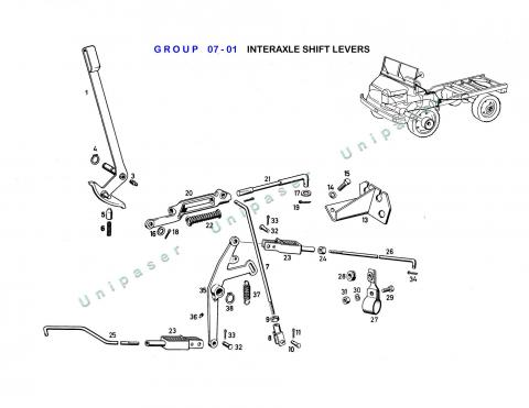 07-01 INTERSXLE SHIFT LEVERS