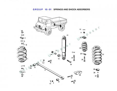 10-01 SPRINGS AND SHOCK ABSORBERS
